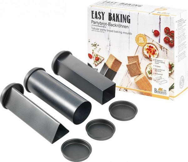 "BIRKMANN Partybrot-Backröhren ""Easy Baking"""